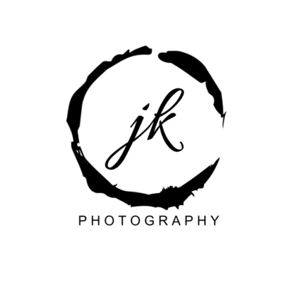 JK Photography Logo Web Design Dallas